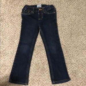 The Children's Place jeans. Size 5t. Vguc.